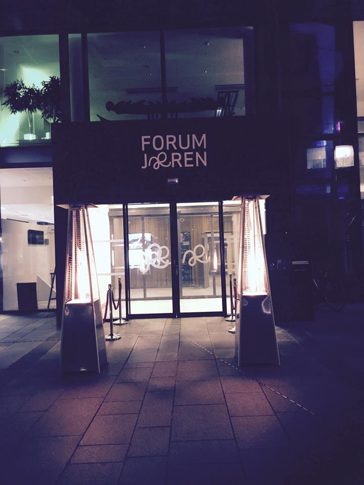 Forum Jæren 1