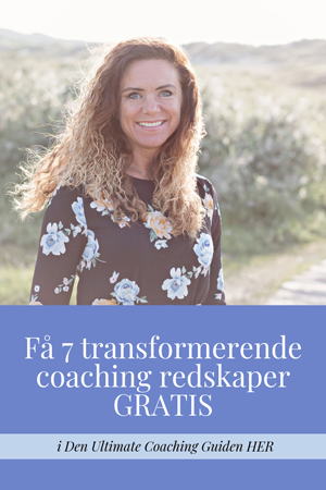 Få 7 transformerende coaching redskaper GRATIS